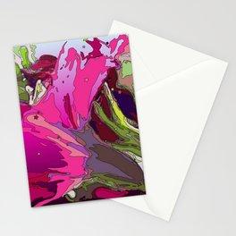 psychedlic 9000 Stationery Cards