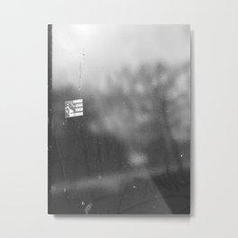 Urban Abstract 33 Metal Print