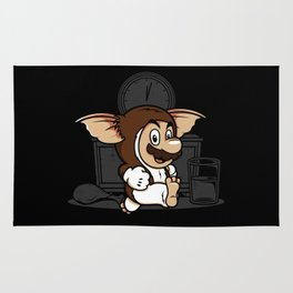 It's-a me, Gizmo! Rug