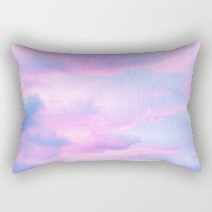 Clouds Series 4 Rectangular Pillow