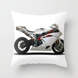 MV agusta RR F4 Throw Pillow