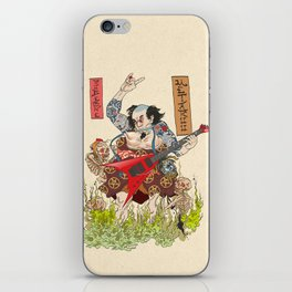 Metaruu! iPhone Skin