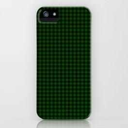 Gunn Tartan iPhone Case