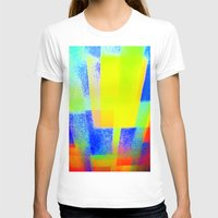 techno T-shirts featuring Techno-Color by 2nkenn