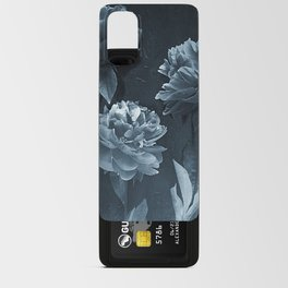 Blue Peonies Android Card Case