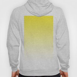 Yellow Light Ombre Hoody