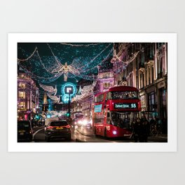 London, England 22 Art Print