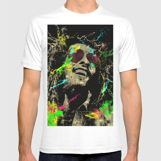 Under the reggae mode T-shirt