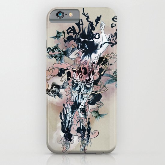 Decay (Full) iPhone & iPod Case