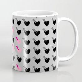 Love is a game, minesweeper Coffee Mug