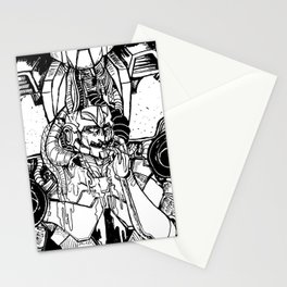 B&W MINIMUS Stationery Cards