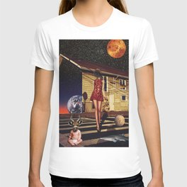 An unusual rendezvous T-shirt