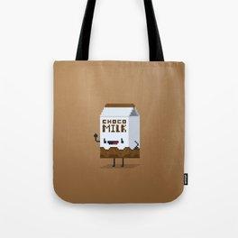 Choco Milk Tote Bag