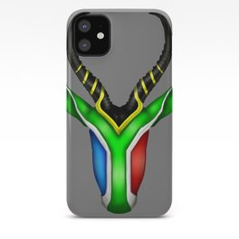 South African Springbok iPhone Case