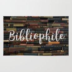 Bibliophile Rug