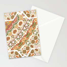 Namda Embroidery Look Stationery Cards