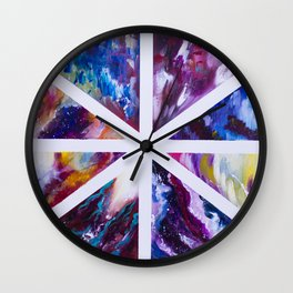Sean Irvine Live in Concert Wall Clock