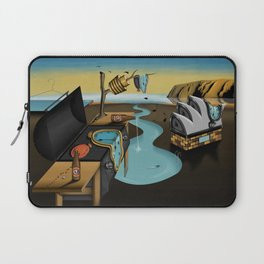 Where Time Stands Still - Surreal Sydney  Laptop Sleeve