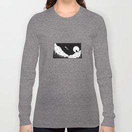 Le petit chien Long Sleeve T-shirt