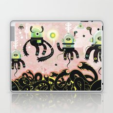 Over the Dragon sea Laptop & iPad Skin