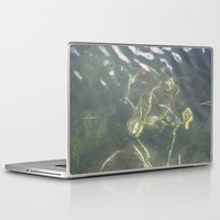 copenhagen Laptop & iPad Skins featuring Submerged bike Copenhagen by RMK Creative