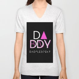 Dadolescent Unisex V-Neck