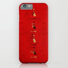 Forms of Prayer - Red iPhone 6s Slim Case