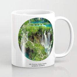 002: Plitvice Lakes, Croatia. Coffee Mug