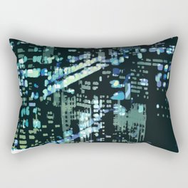 City Never Sleeps 2 Rectangular Pillow