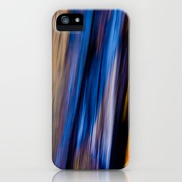 Shades of color iPhone Case