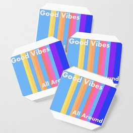 Good Vibes Coaster