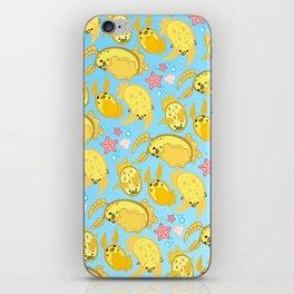 Silly Sea Lemons iPhone Skin