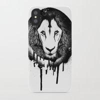 grafitti iPhone & iPod Cases featuring Hodari Grafitti by a little Piece of Pie