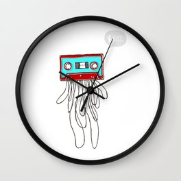 Cassette Boy Wall Clock