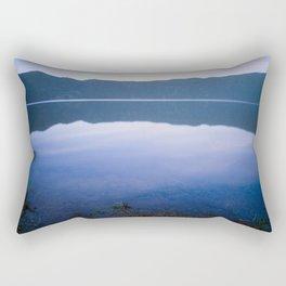 Nightfall in Sete Cidades Rectangular Pillow