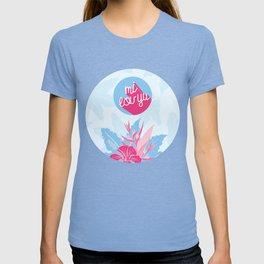 "Tropical Love - ""Mi lov yu"" [Jamaican Creole] T-shirt"