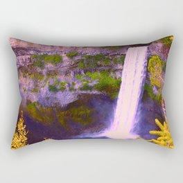 a series in saturation - 1 Rectangular Pillow