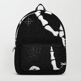 Skeleton Turkey Hand Backpack