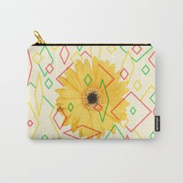 Flower Carry-All Pouch