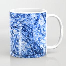 Blue Veins Coffee Mug