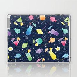 Tropical cocktails Laptop & iPad Skin
