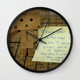 I have your cake... Wall Clock