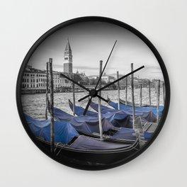 VENICE Idyllic Grand Canal Wall Clock