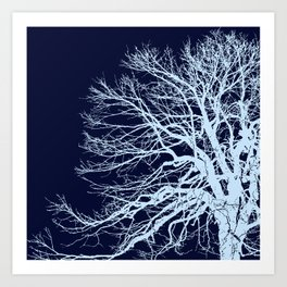 tree series // no. 1 Art Print