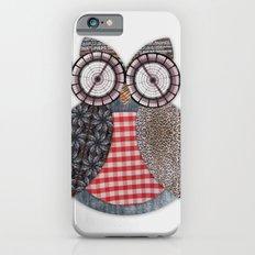 OWL #4 iPhone 6s Slim Case