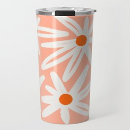 Happy Daisies Travel Mug
