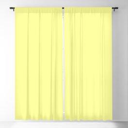 Matching Lemon Yellow Blackout Curtain