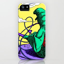 The Caterpillar! iPhone Case