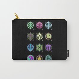 World Religions -- Group Carry-All Pouch