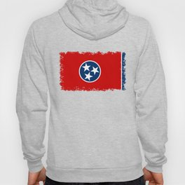 Tennessee State flag Hoody